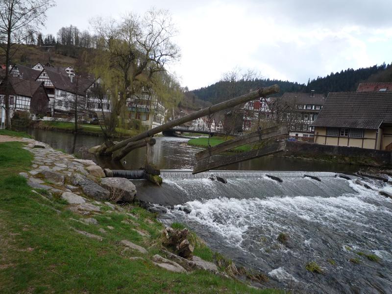 Flößerwiese Schiltach